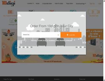 10digi.com screenshot