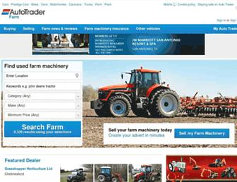 farm.autotrader.co.uk screenshot