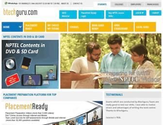 Thumbshot of Btechguru.com