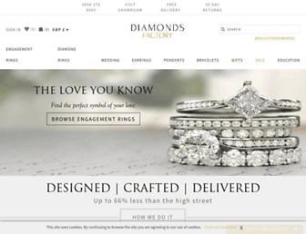 Thumbshot of Diamondsfactory.co.uk
