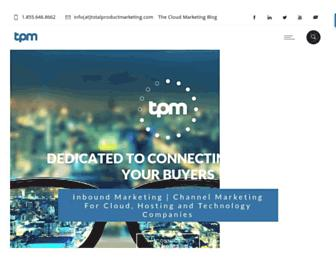 totalproductmarketing.com screenshot