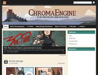 Thumbshot of Chromaengine.com