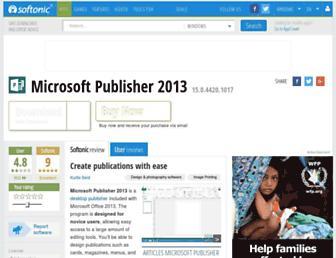 microsoft-publisher.en.softonic.com screenshot
