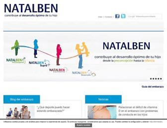 natalben.com screenshot