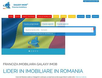galaxyimob.ro screenshot