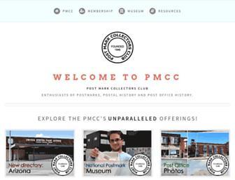 postmarks.org screenshot