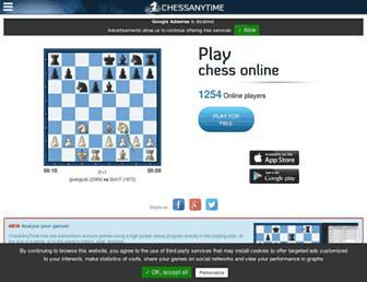 Thumbshot of Chessanytime.com