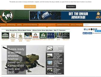 Thumbshot of Armyrecognition.com