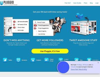 Thumbshot of Plugg.io