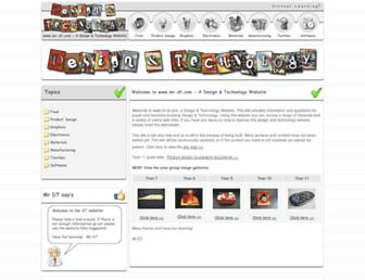 mr-dt.com screenshot