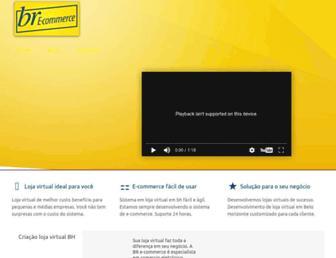 brecommerce.com.br screenshot