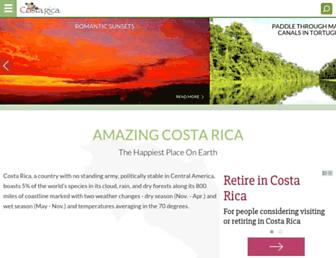 costarica.com screenshot