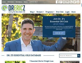 drericz.com screenshot