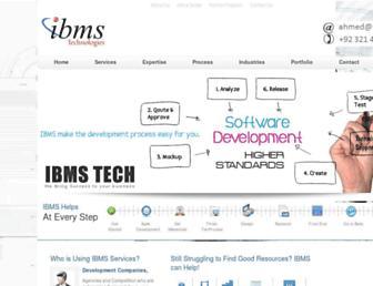 Thumbshot of Ibmstech.com