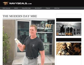 Thumbshot of Navyseals.com
