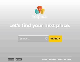 Thumbshot of Hotpads.com