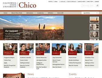 Thumbshot of Csuchico.edu