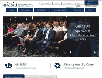 iasiu.org screenshot