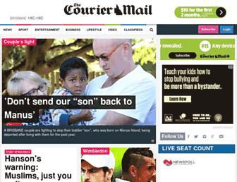 Thumbshot of Couriermail.com.au