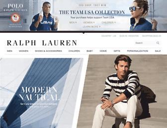 Thumbshot of Ralphlauren.com