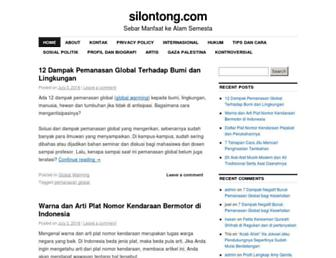 silontong.com screenshot