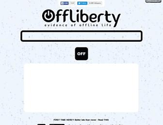Thumbshot of Offliberty.com