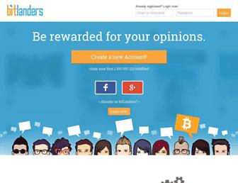 bitlanders.com screenshot