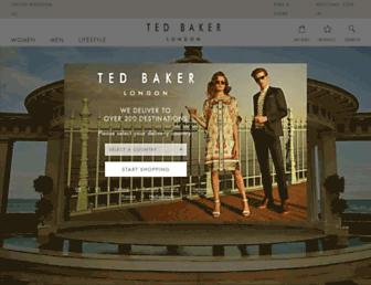 Thumbshot of Tedbaker.co.uk