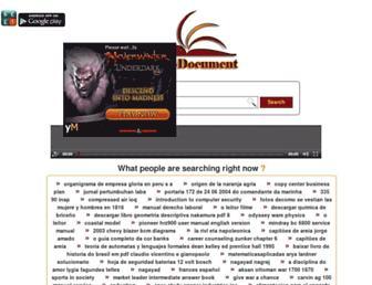 search-document.com screenshot