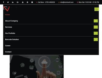 dvinfosoft.com screenshot