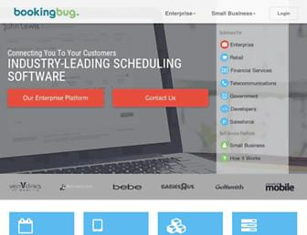 Thumbshot of Bookingbug.com