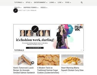 Thumbshot of Destinationfemme.com