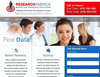 researchamericainc.com screenshot