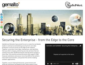 www2.gemalto.com screenshot