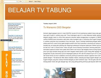 belajartvtabung.blogspot.com screenshot
