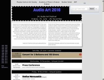 audio.art.pl screenshot