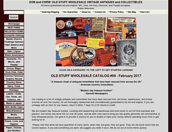 oldstuffonly.com screenshot
