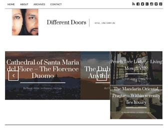 Thumbshot of Different-doors.com