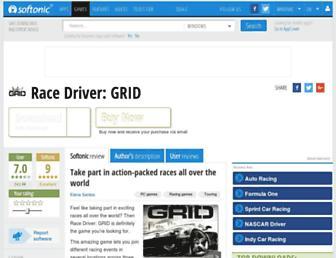 race-driver-grid.en.softonic.com screenshot