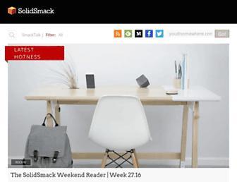 Thumbshot of Solidsmack.com