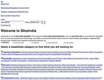Thumbshot of Sliceindia.com
