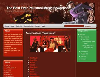 musicfaheem.blogspot.com screenshot