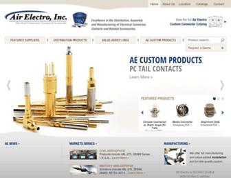 airelectro.com screenshot