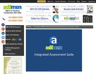 admengroup.com screenshot