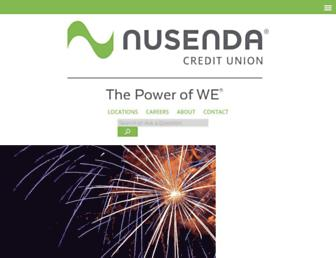 nmefcu.org screenshot
