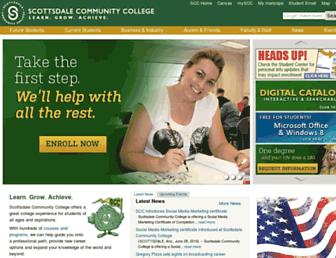 Thumbshot of Scottsdalecc.edu