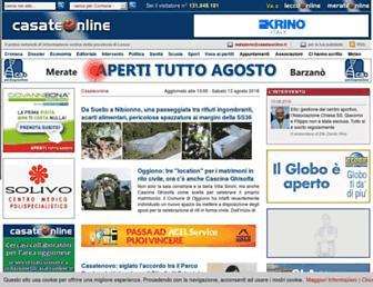 casateonline.it screenshot