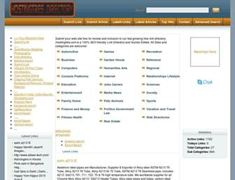 Thumbshot of Hostingtres.com