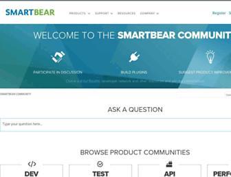 community.smartbear.com screenshot
