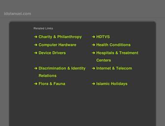 Thumbshot of Idolanuel.com